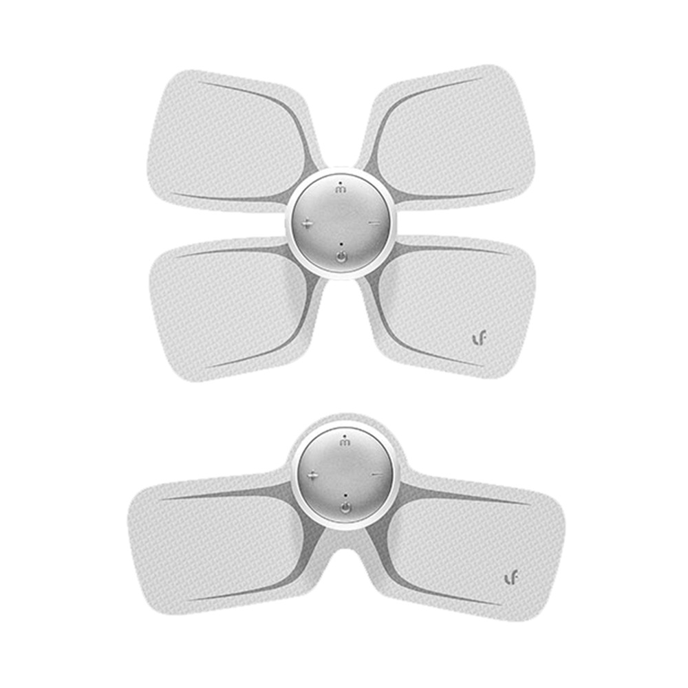 XIAOMI LERAVAN Massage Sticker TENS Electronic Pulse Massager APP Control - White