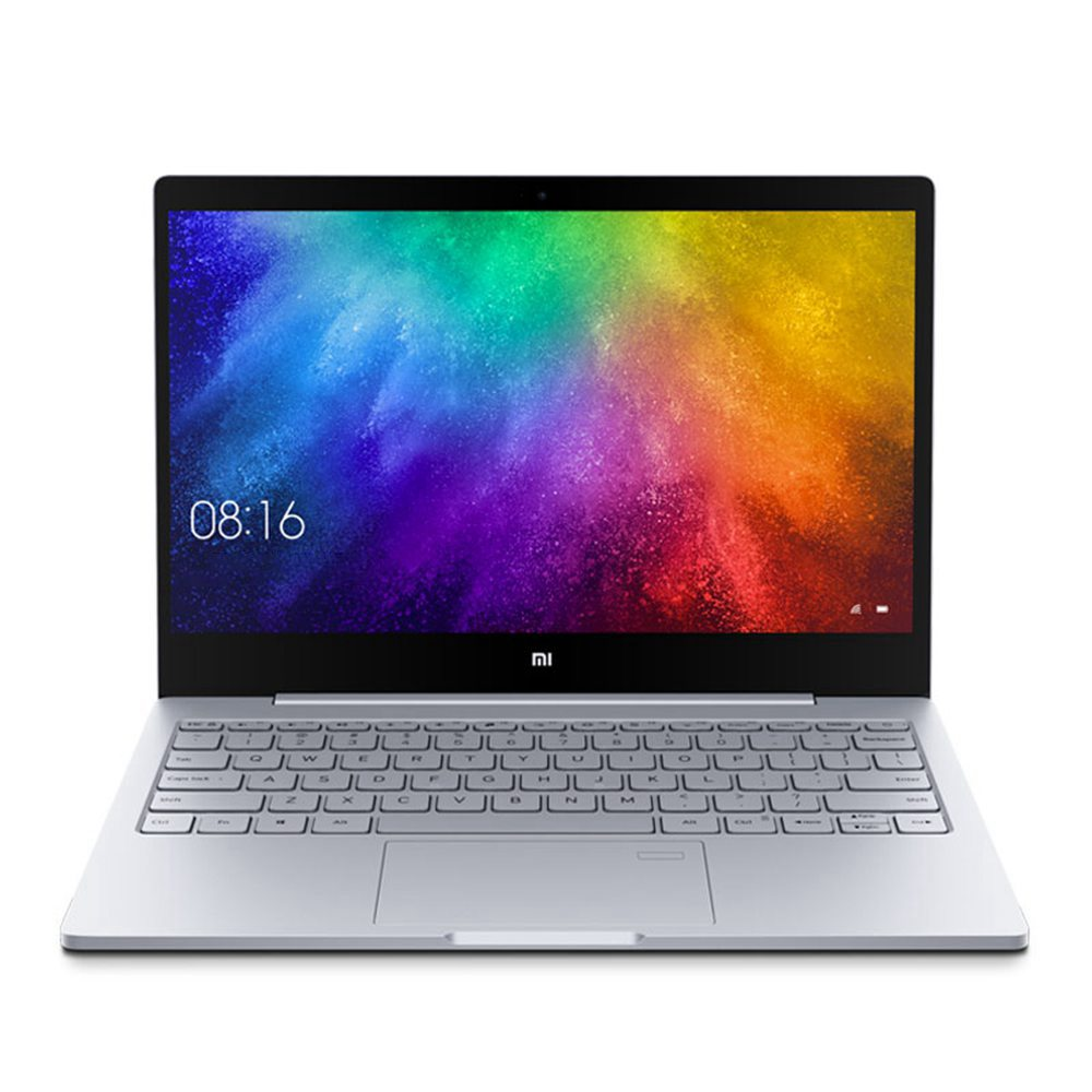 "Xiaomi Mi Notebook Air (2019) 13.3"" Intel Core i7-8550U Quad Core 1920*1080 8GB RAM 256GB PCle SSD NVIDIA GeForce MX250 Windows 10 Fingerprints - Silver"