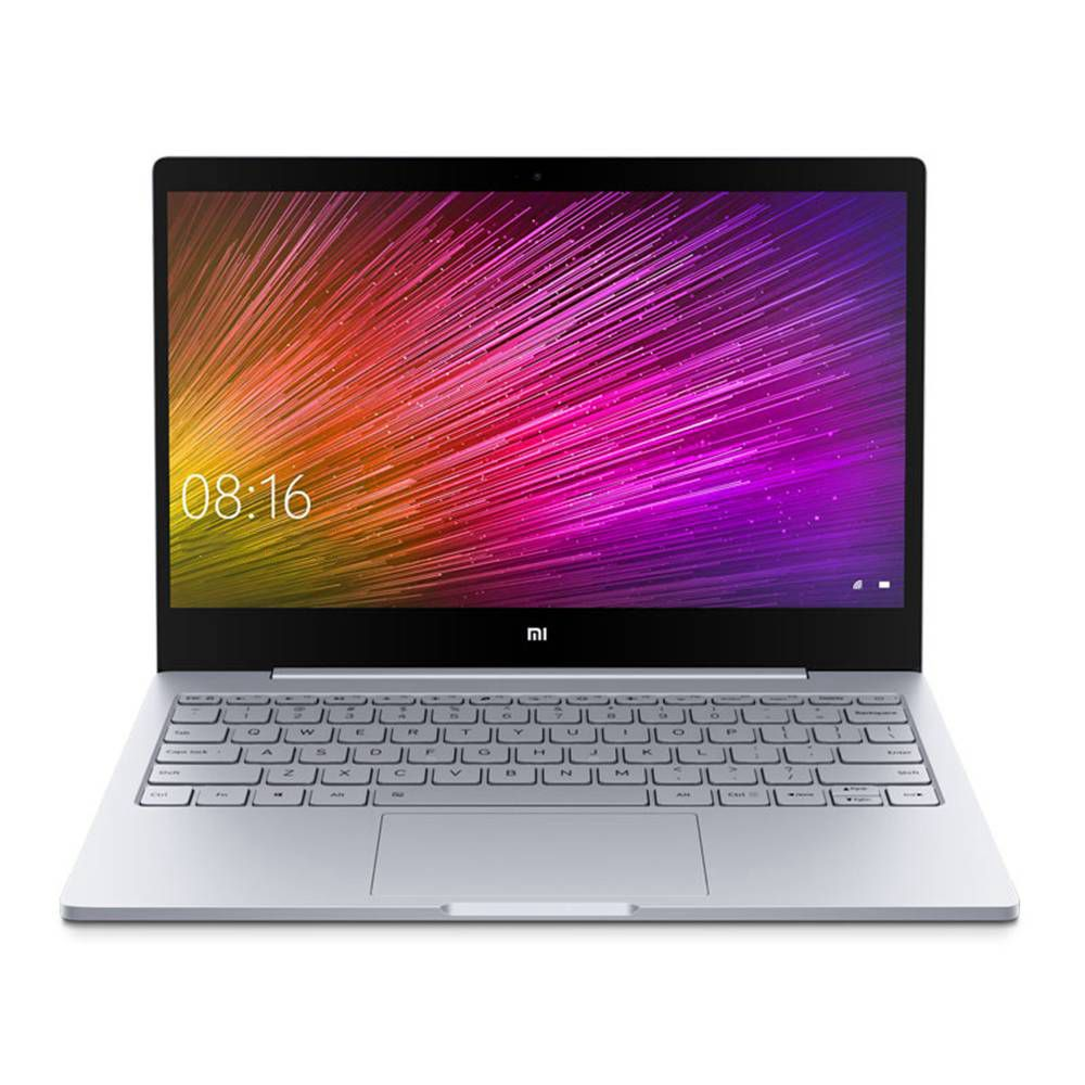 Xiaomi Mi Notebook Air (2019) Laptop 12.5 & quot; Intel Core m3-8100Y Dual Core FHD 1920 * 1080 Windows 10 4GB RAM 128GB SSD - Silber