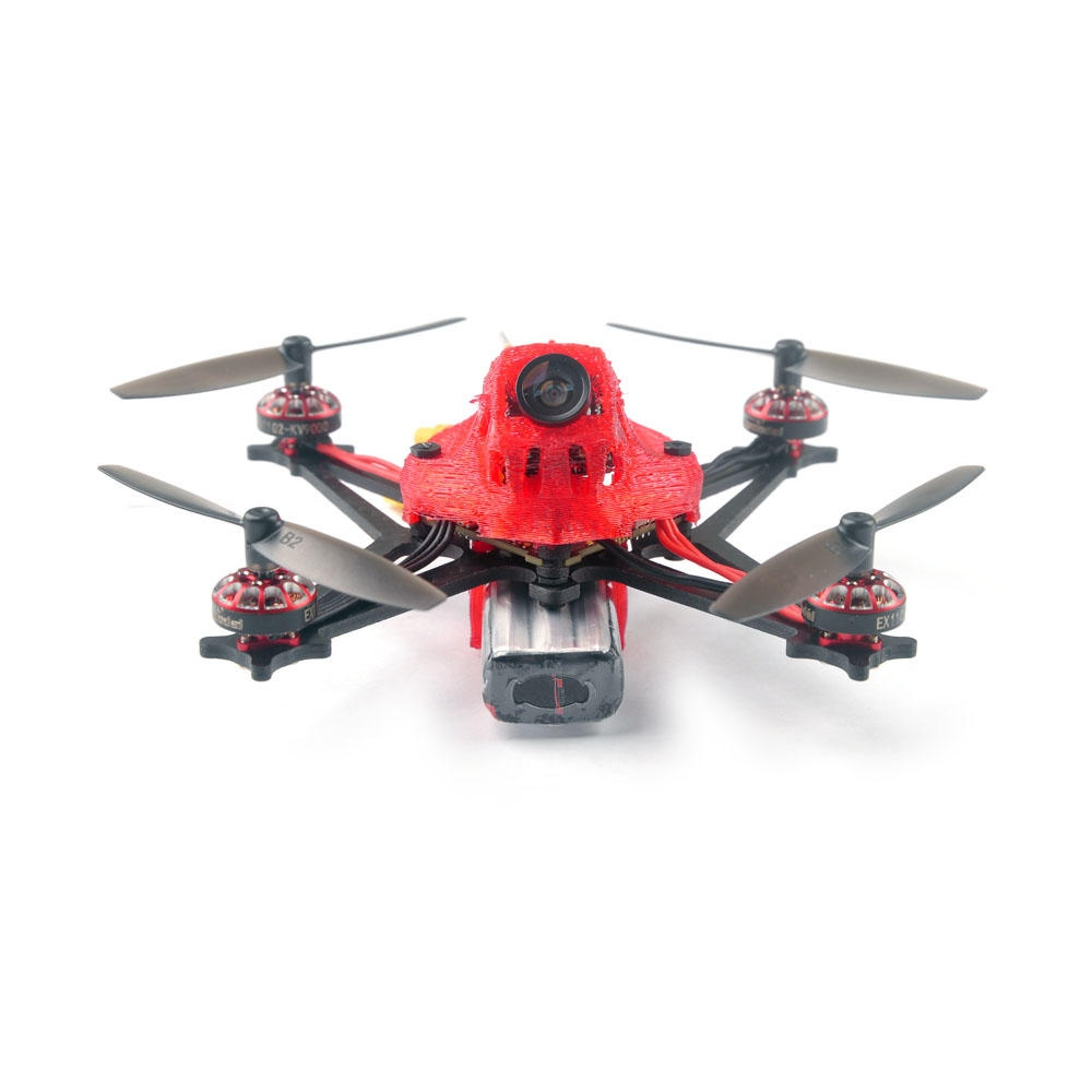 Happymodel Sailfly-X 105mm 2-3S Freestyle Micro FPV Racing Drone with Crazybee F4 PRO 700TVL Cam BNF - Frsky Receiver