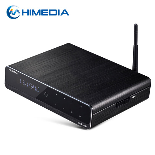 "Himedia Q10 Pro Hi3798CV200 4K HDR 2GB/16GB TV BOX 802.11AC WIFI 1000M LAN Dolby DTS-HD 3.5"" SATA HDD Bluetooth Media Player"