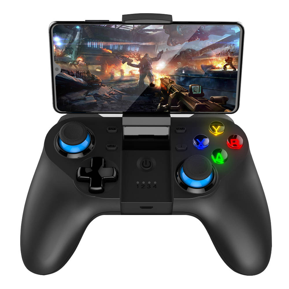 iPega PG9129 Bluetooth Gamepad Game Controlle For Mobile Phone - Black