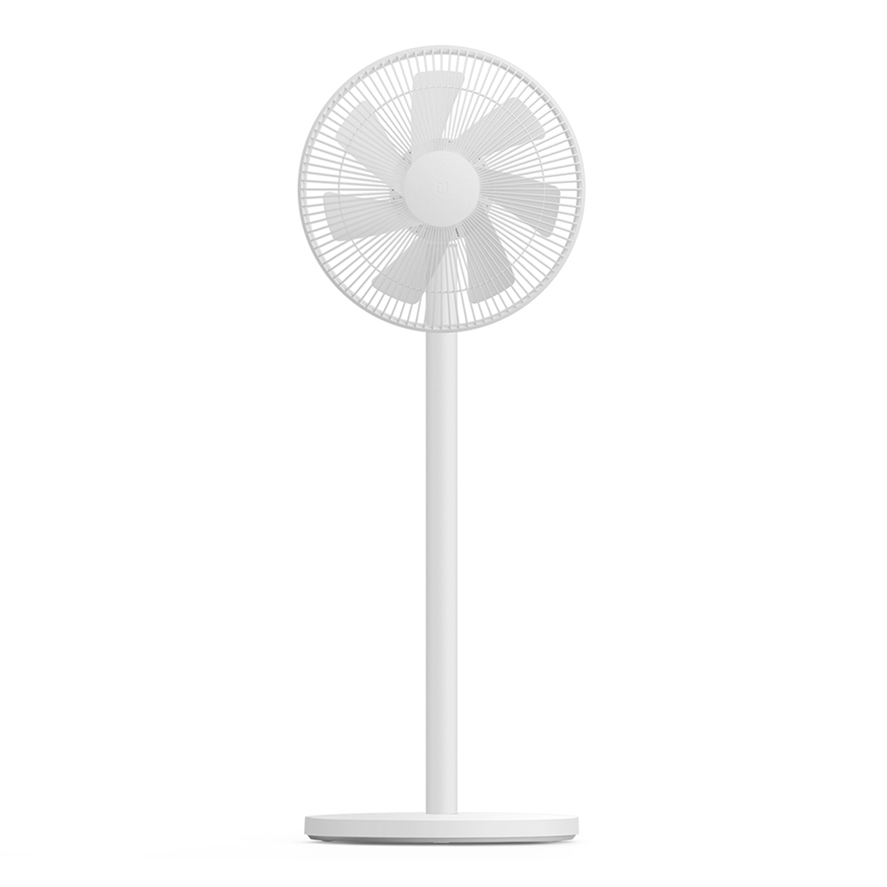 Xiaomi Mijia 1X Frequency Conversion Floor Fan 140-degree Oscillation 100 Speed Settings 14 Meters Blowing Distance APP Control - White