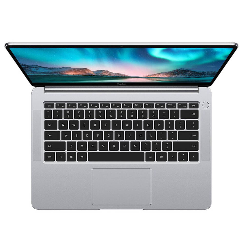 HUAWEI Honor Magicbook laptop AMD Ryzen 5 3500U Quad Core 14 & quot; IPS 1920 * 1080 8 GB DDR4 256 GB SSD 2019 nuova versione - Argento