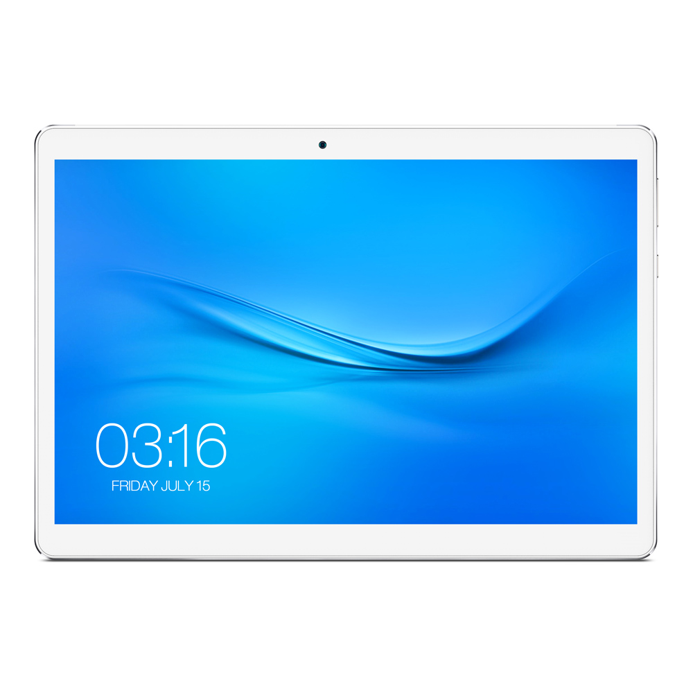 "Teclast A10S Tablet PC MT8163 Quad Core 10.1"" IPS Screen 1920*1200 2GB DDR3L 32GB eMMC Android 7.0 - White+Silver"