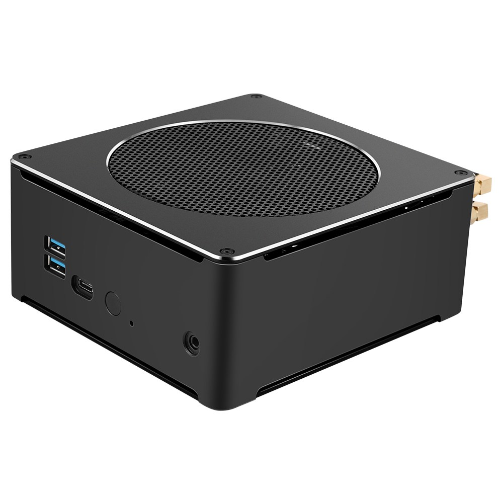 VORKE V8 Intel Core i9-8950HK 4.8Ghz 4K Mini PC 8GB DDR4 256GB NVME SSD két sávos WiFi gigabites LAN Bluetooth HDMI DP USB 3.0
