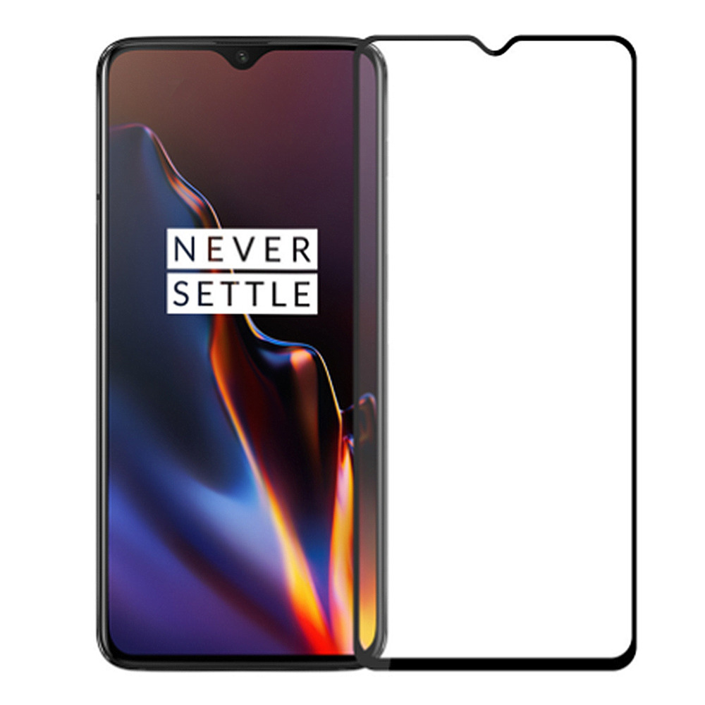 Tempered Glass Protective Film for OnePlus 7 - Transparent