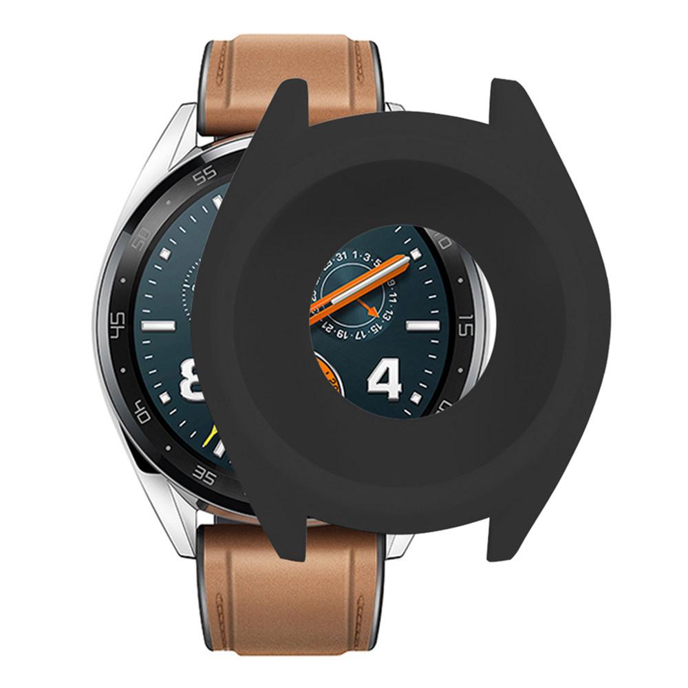 Ενεργό ρολόι Huawei Active Watch GT Ανταλλακτικής Θήκη Σιλικόνης - Μαύρο
