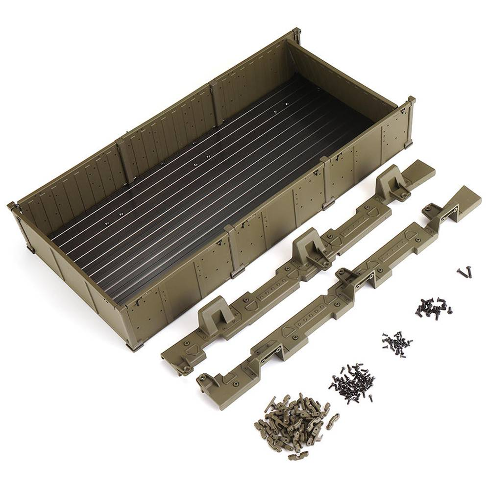 HG P801 P802 1/12 US Army Military Truck RC Car Spare Parts 8ASS-801 Body Conversion Kit