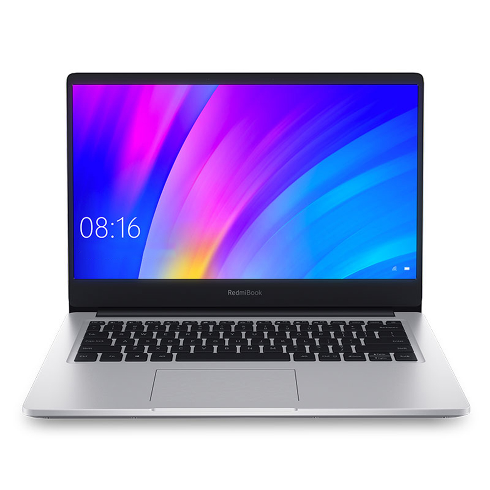 Xiaomi Redmibook 14 & quot; Portatile Intel Core i5-8265U Quad Core FHD 1920 * 1080 8GB DDR4 256GB SSD NVIDIA GeForce MX250 Windows 10 - Argento
