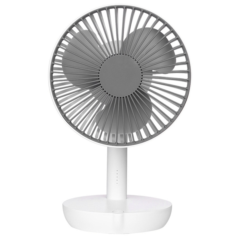 Portable Ultra-Quiet USB Mini Fan 360/° Up and Down Vanankni USB Desk Fan Suitable for Office Home Travel Three-Speed Wind