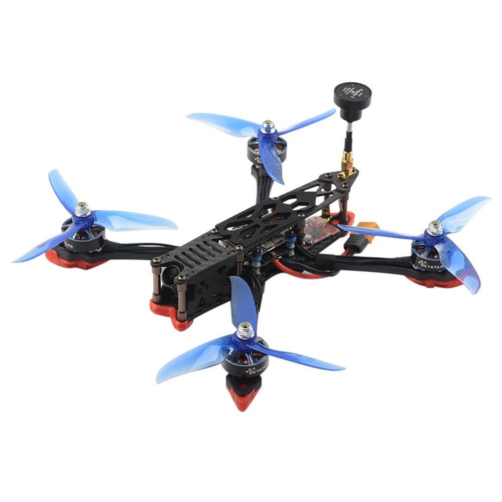 SKYSTARS Star-lord 228mm FPV Racing Drone F4 FC Blheli32 ESC 800mW VTX Caddx Turbo S1 WDR Camera BNF - Flysky IBUS Receiver