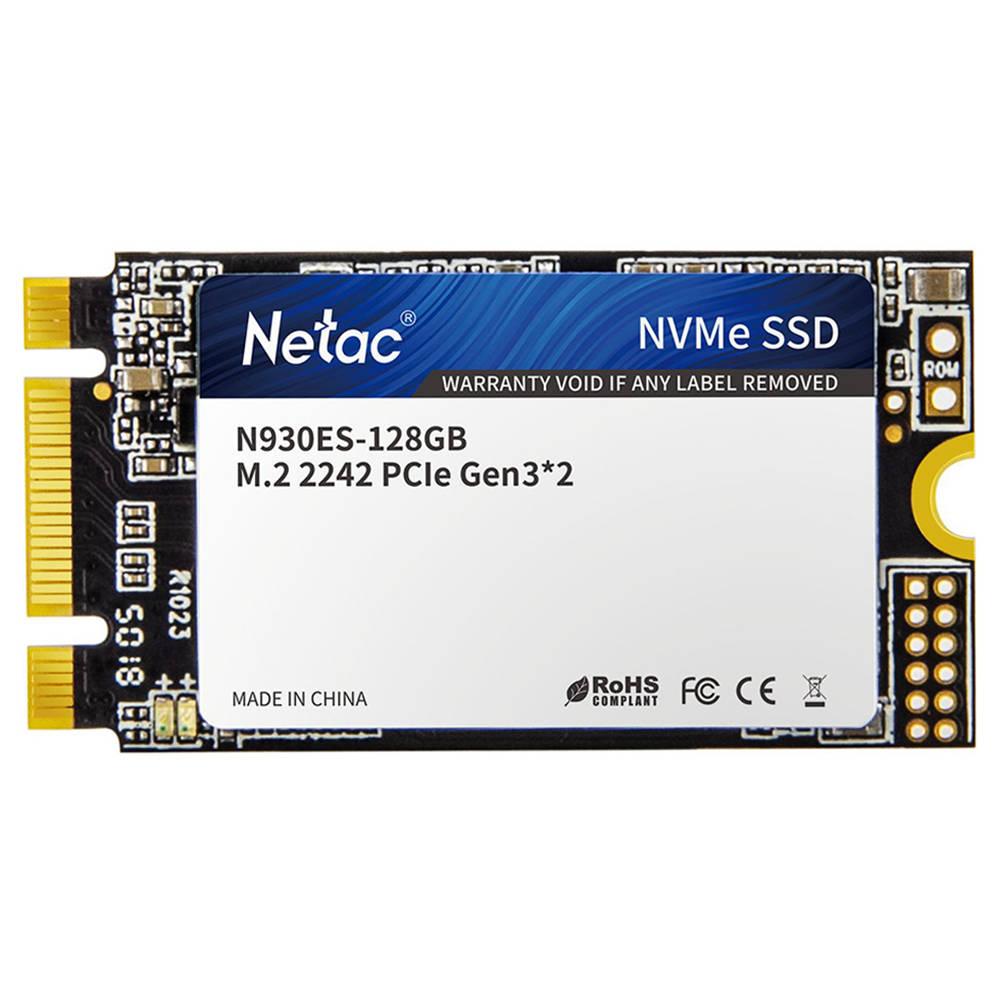 Netac N930ES NVMe M.2 128GB SSD Velocidad de lectura de la unidad de estado sólido interno 2000MB / s