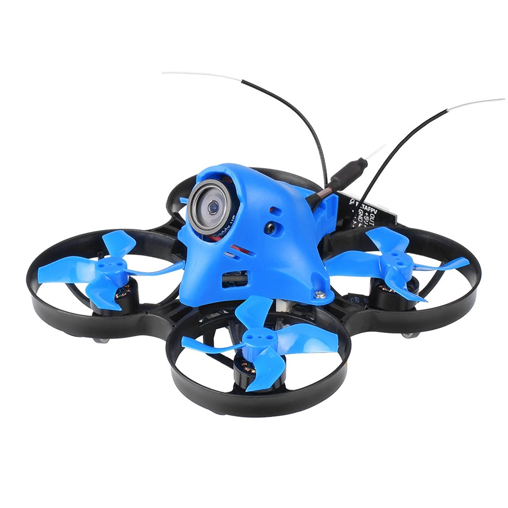 BetaFPV Beta75X HD 3S 75mm Whoop FPV Racing RC Drone F4 2-4S AIO 12A FC Caddx Turtle V2 Cam BNF - TBS Crossfire Receiver