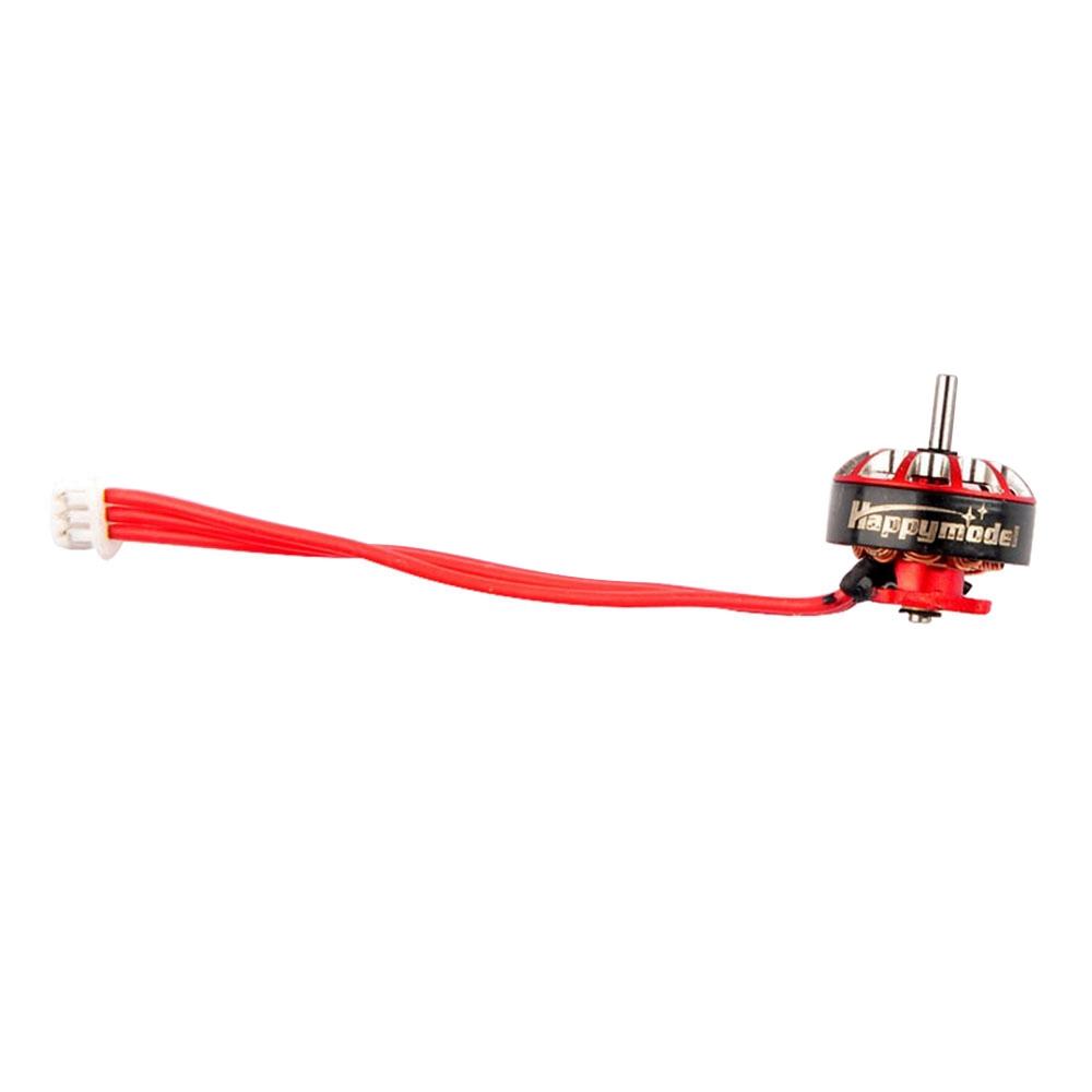 ハピモデルEX1103 6000KV 3-4S 1.5mmシャフトブラシレスモーター(つまようじFPVレーシングRCドローン用)