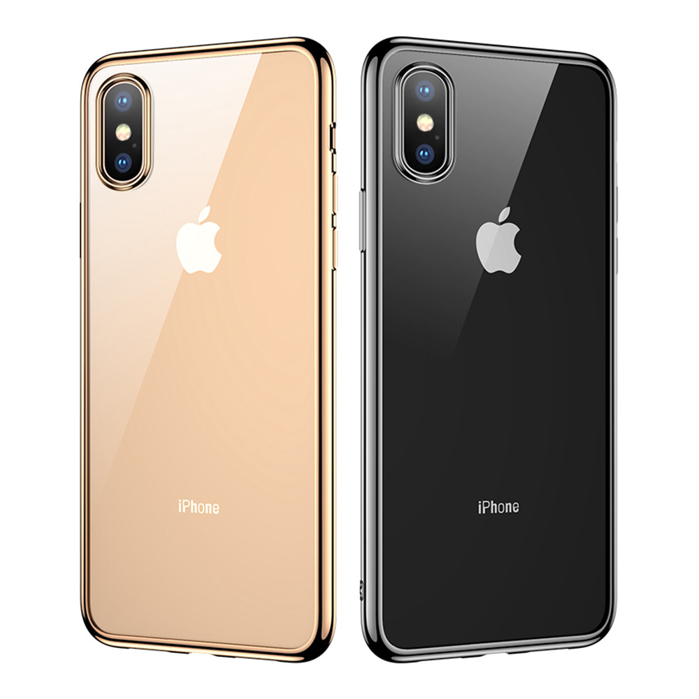 Soft Case For Iphone X 4 7 Inches Transparent