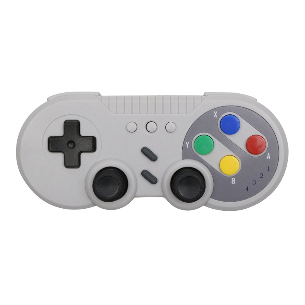 JRH-8580 8Bitdo PRO Wireless Game Controller For Switch NS Console Windows - Gray фото