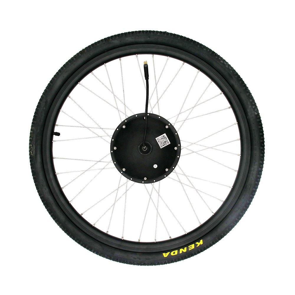 iMortor-F1 Bicycle Refitting Kit For 26 Inch Intelligent Wheel Smart Power System Range 100KM Disk Break