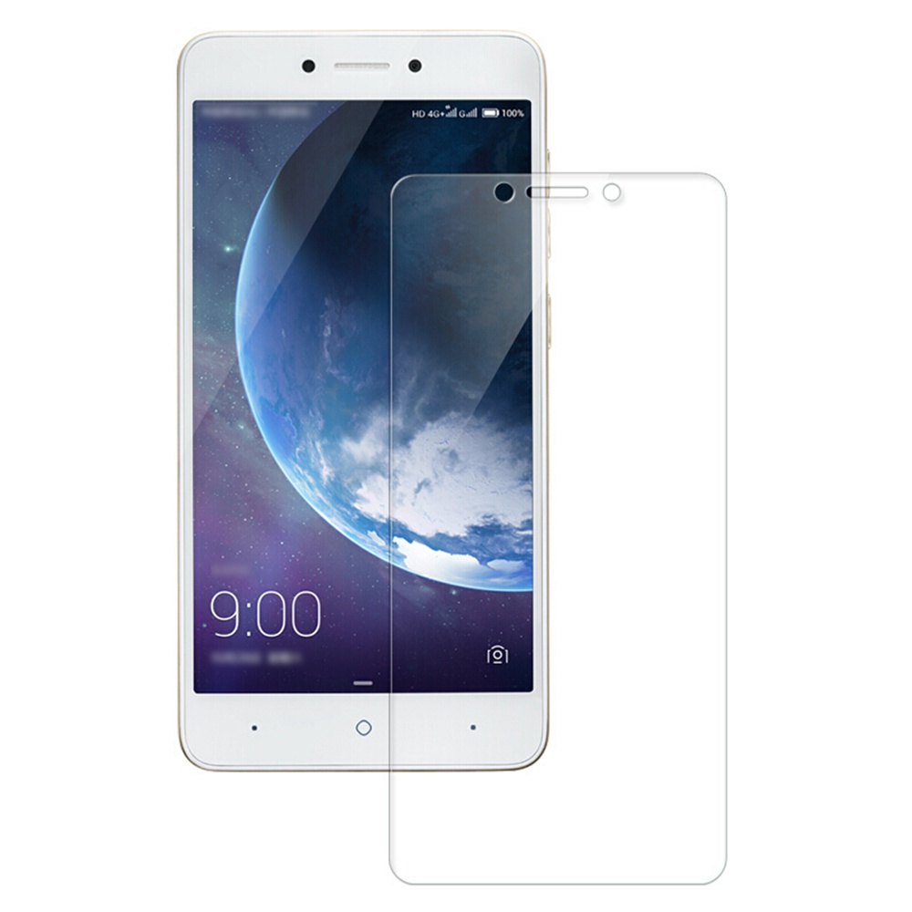 Transparent China Mobile A3s Tempered Glass 2.5D Arc Screen 0.33mm Protective Film Screen Protector
