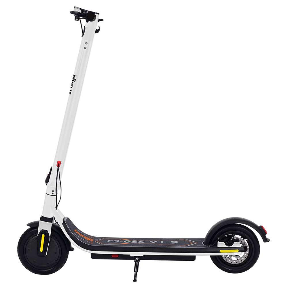 Freego ES-08S Folding Electric Scooter 350W Motor Max 25KM/H LCD Display Screen 8.5 Inch Tire - White фото