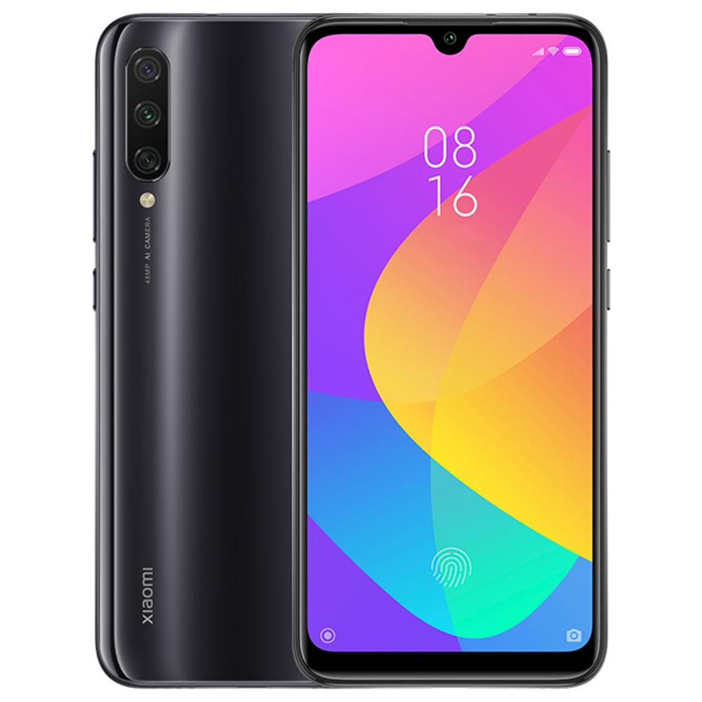 Xiaomi Mi A3 6.088 pollici HD + Schermo 4G LTE Snapdragon per smartphone 665 4GB 64GB 48.0MP + 8.0MP + 2.0MP Tre fotocamere posteriori Android One Global Version - Grigio