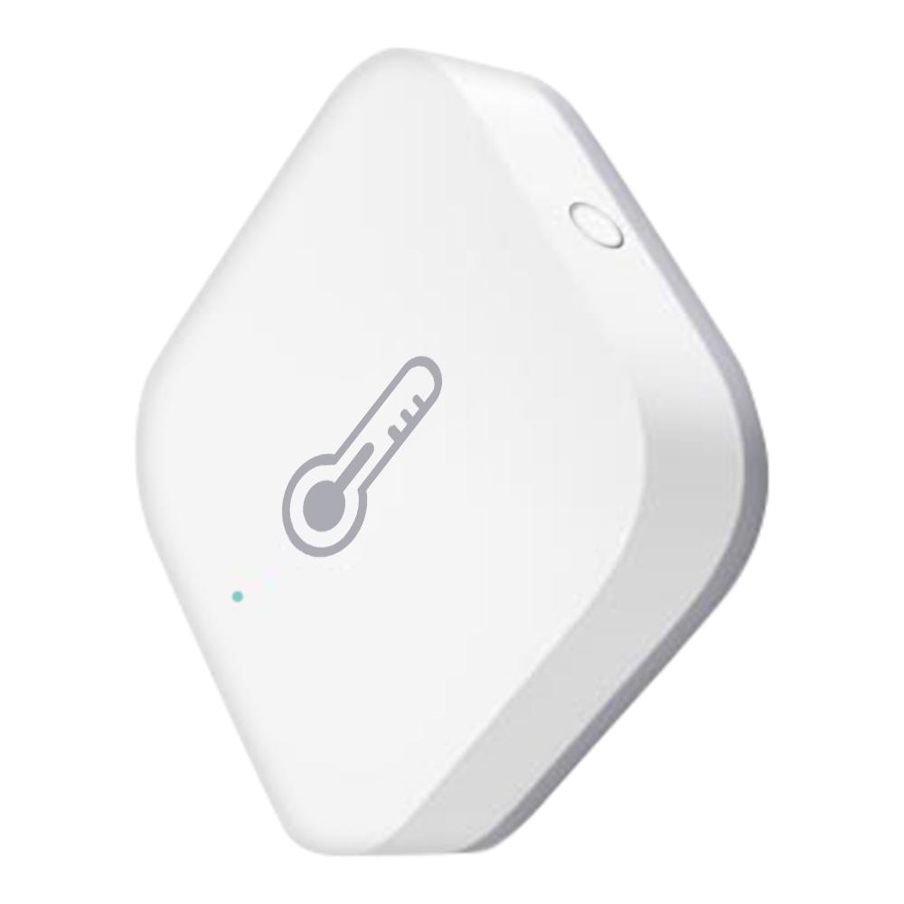 Датчик влажности и температуры Xiaomi Aqara с устройствами Apple Homekit и Aqara Smart Home - белый
