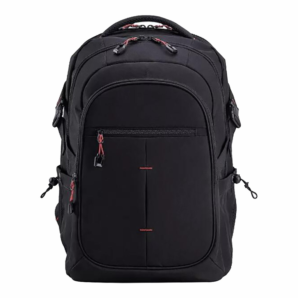 Xiaomi UREVO 25L Multi-functional Backpack Waterproof 15-inch Laptop Bag Outdoor Travel Rucksack From Xiaomi Youpin- Black фото
