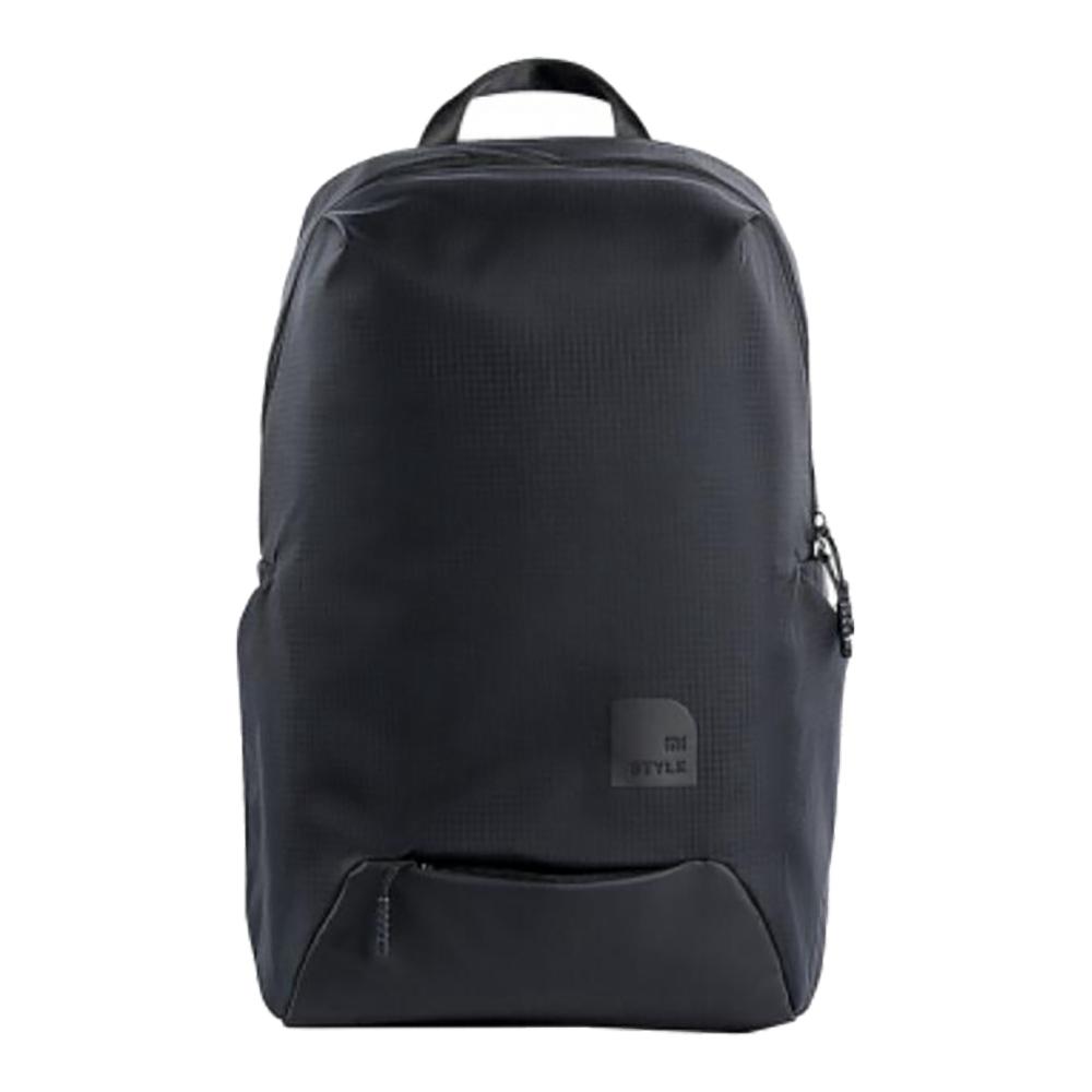 شياومي 23L حقيبة ظهر رياضية وترفيهية مضادة للماء 15.6 بوصة حقيبة سفر في الهواء الطلق حقيبة الظهر - أسود