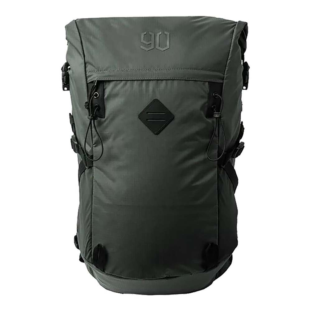 Xiaomi 90 Fen HIKE Hiking Backpack Multifunction Waterproof Outdoor Backpack 25L - Army Green