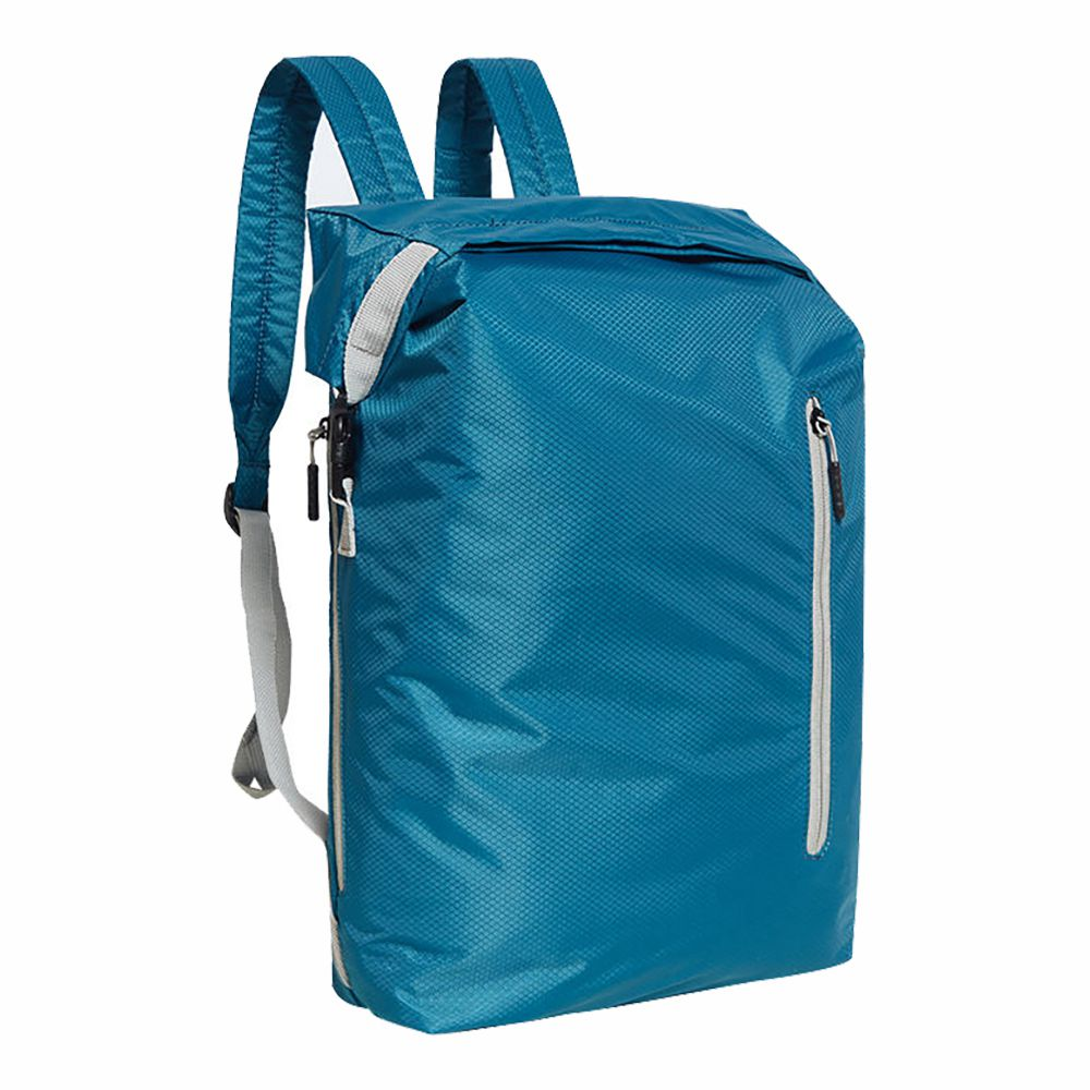 Xiaomi 90 Fen Multi-function Sports Foldable Backpack Unisex Outdoor Travel Rucksack 20L From Xiaomi Youpin - Blue фото