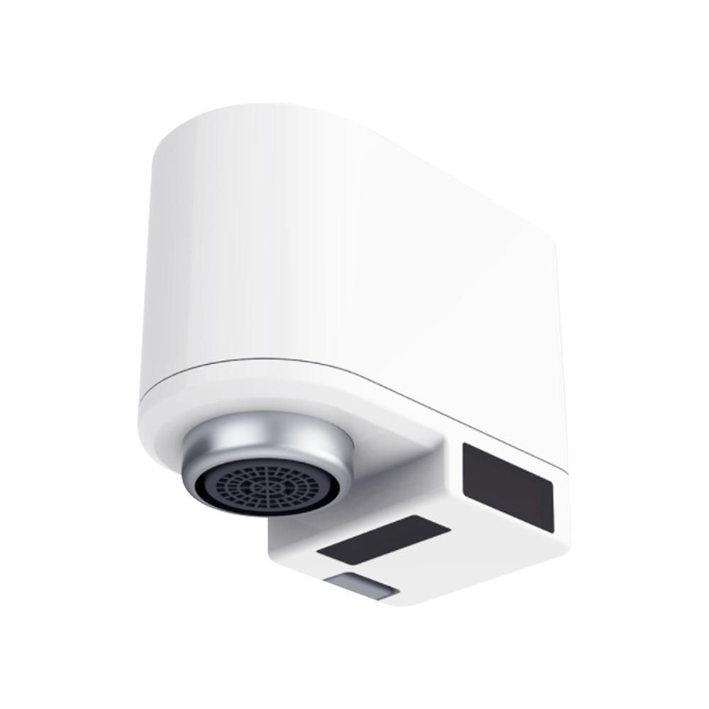 [Международная версия] Xiaoda Автоматический водосберегающий кран Инфракрасный индукционный кран для кухни Ванная комната - белый