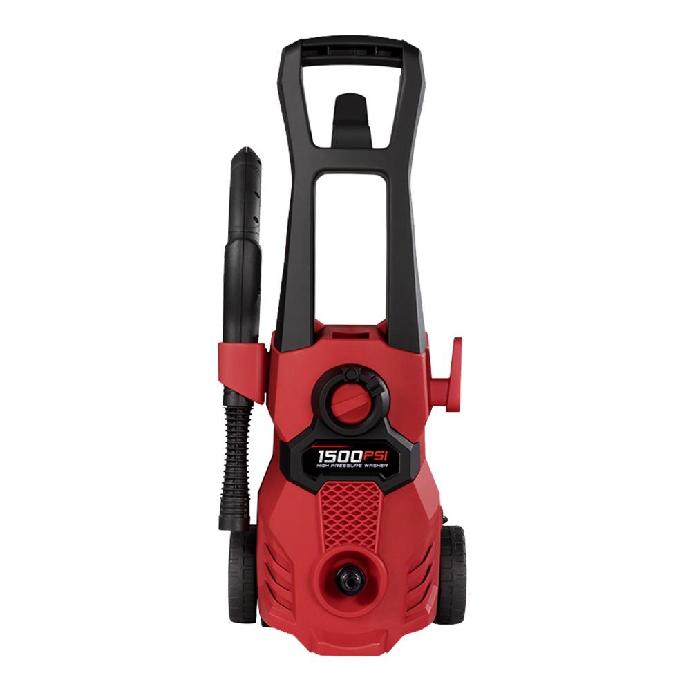 LAND Cleaning Machine Edição Standard 1400W Power 105BAR Alta Pressão IPX5 Waterproof - Vermelho