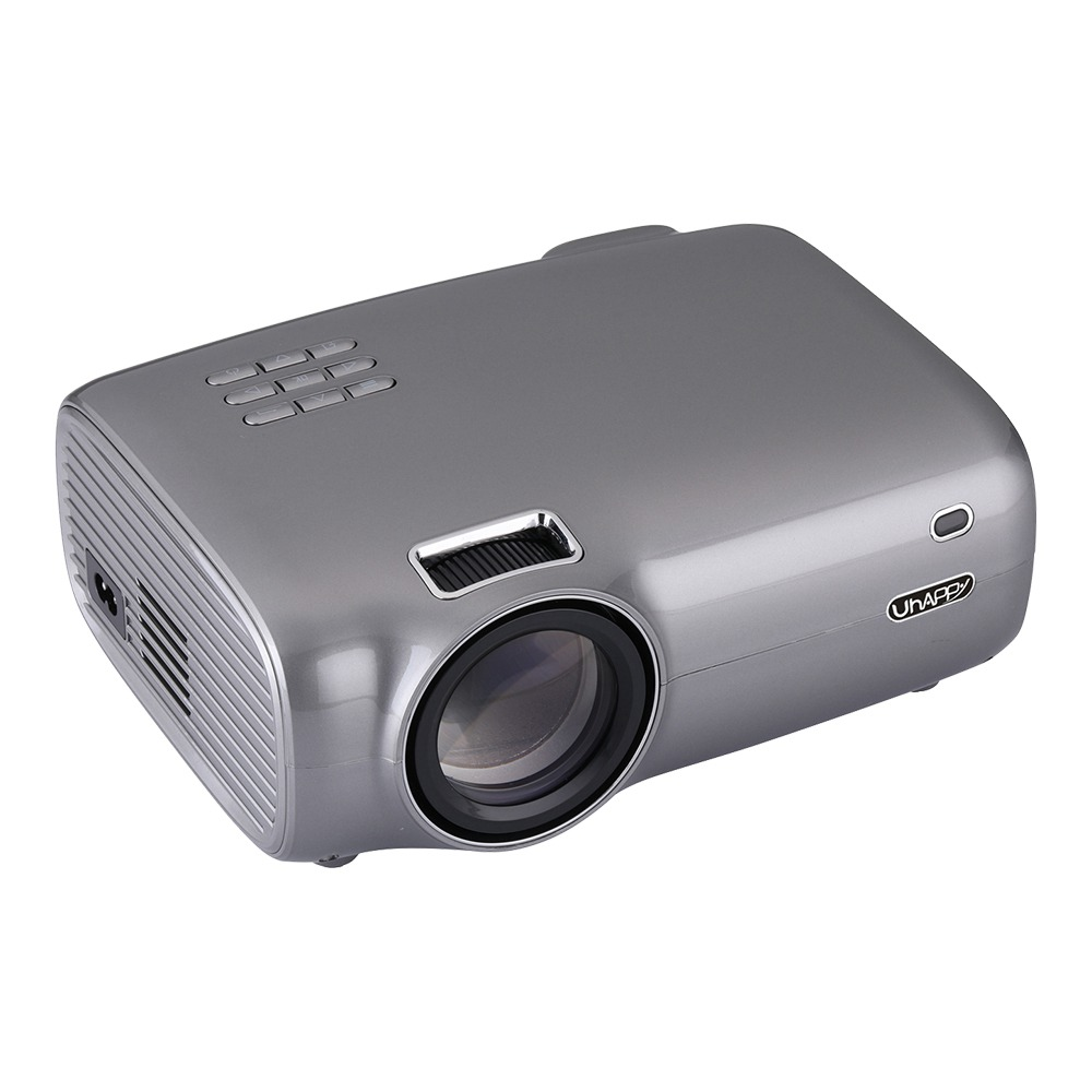 Uhappy U43 Pro Android Smart Projector support 1080P 2600Lum