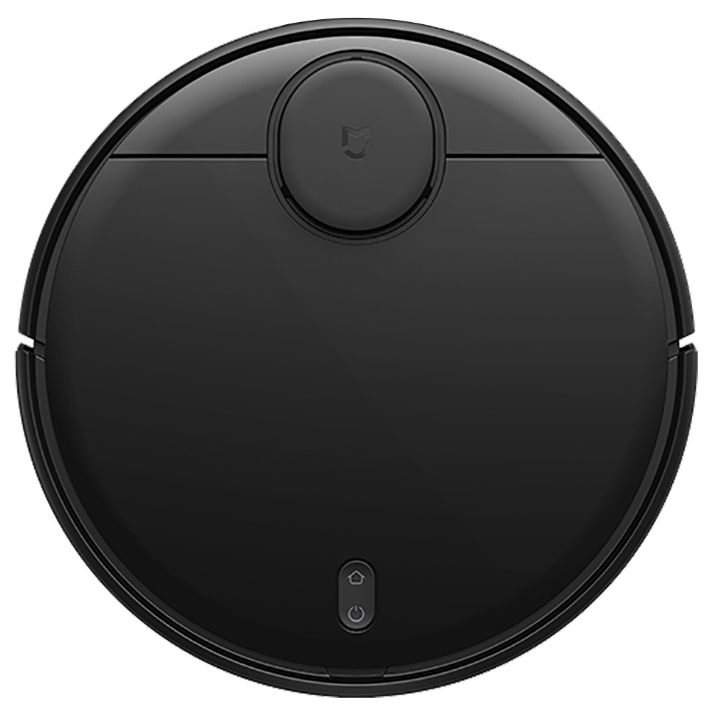 Xiaomi MI Home Robot Vacuum Cleaner LDS Version 2100pa Intelligent Electric Control Water Tank Three Cleaning Modes - Black