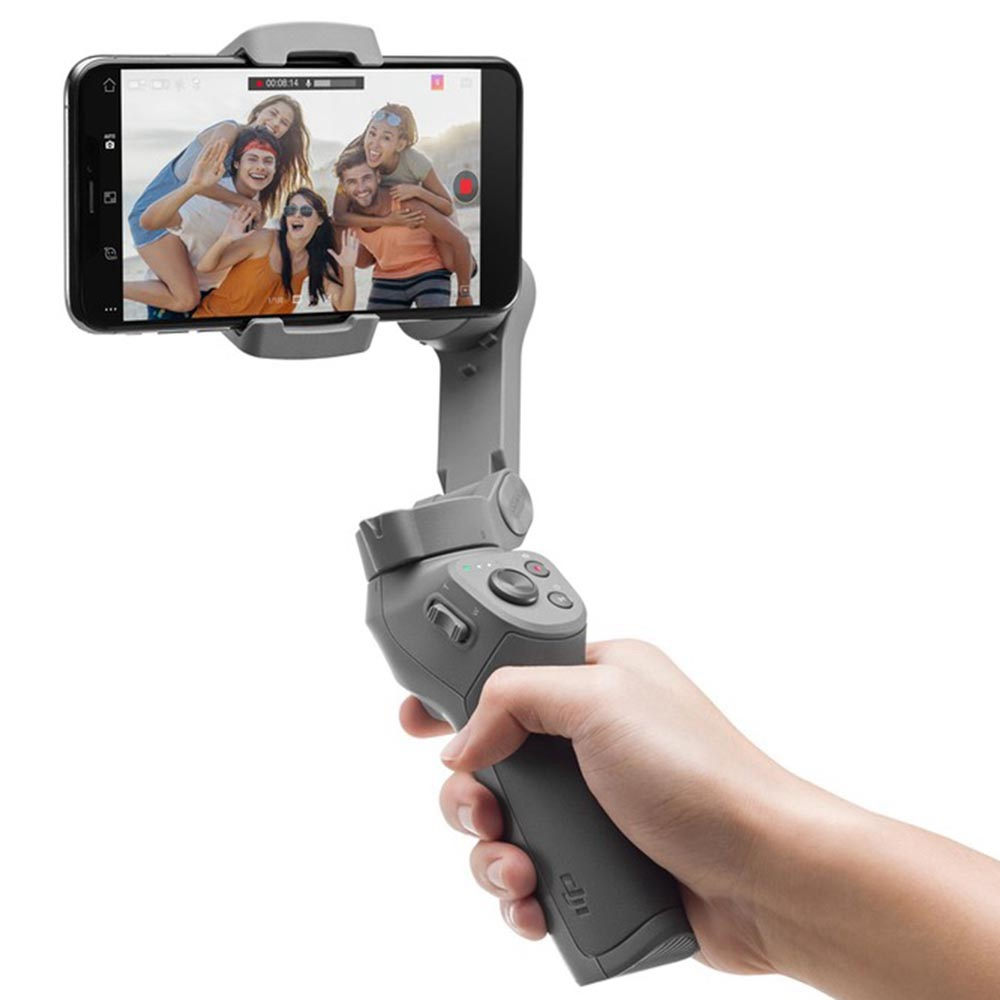 DJI OSMO Mobile 3 Faltbares Smartphone 3-Axis Handheld Stabilizer Gimbal Mit Gestensteuerung Story-Modus