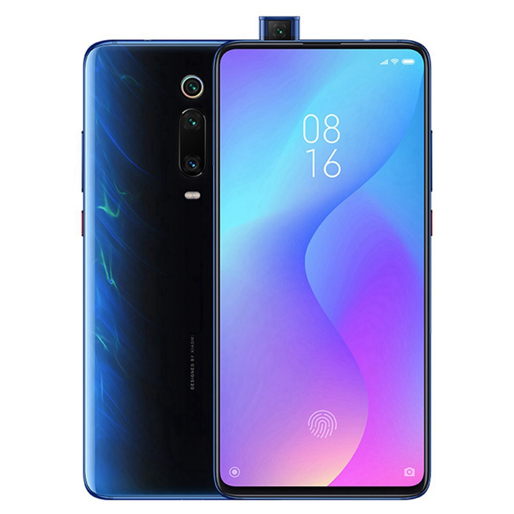 Xiaomi Mi 9T Pro 6.39 Inch 4G LTE Smartphone Snapdragon 855 6GB 128GB 48.0MP+8.0MP+13.0MP Triple Rear Cameras MIUI 10 In-display Fingerprint Fast Charge Global Version - Blue