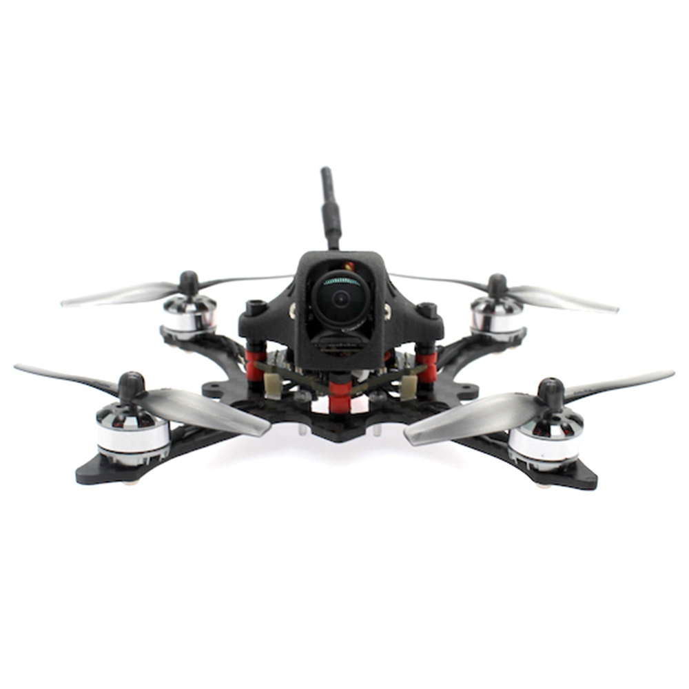 HBFPV FF65-GT 3S 2.5Inch Stuzzicadenti FPV Racing Drone F4 OSD 12A BLHeli_S 200mW VTX Caddx EOS2 Cam BNF - Futaba AC900