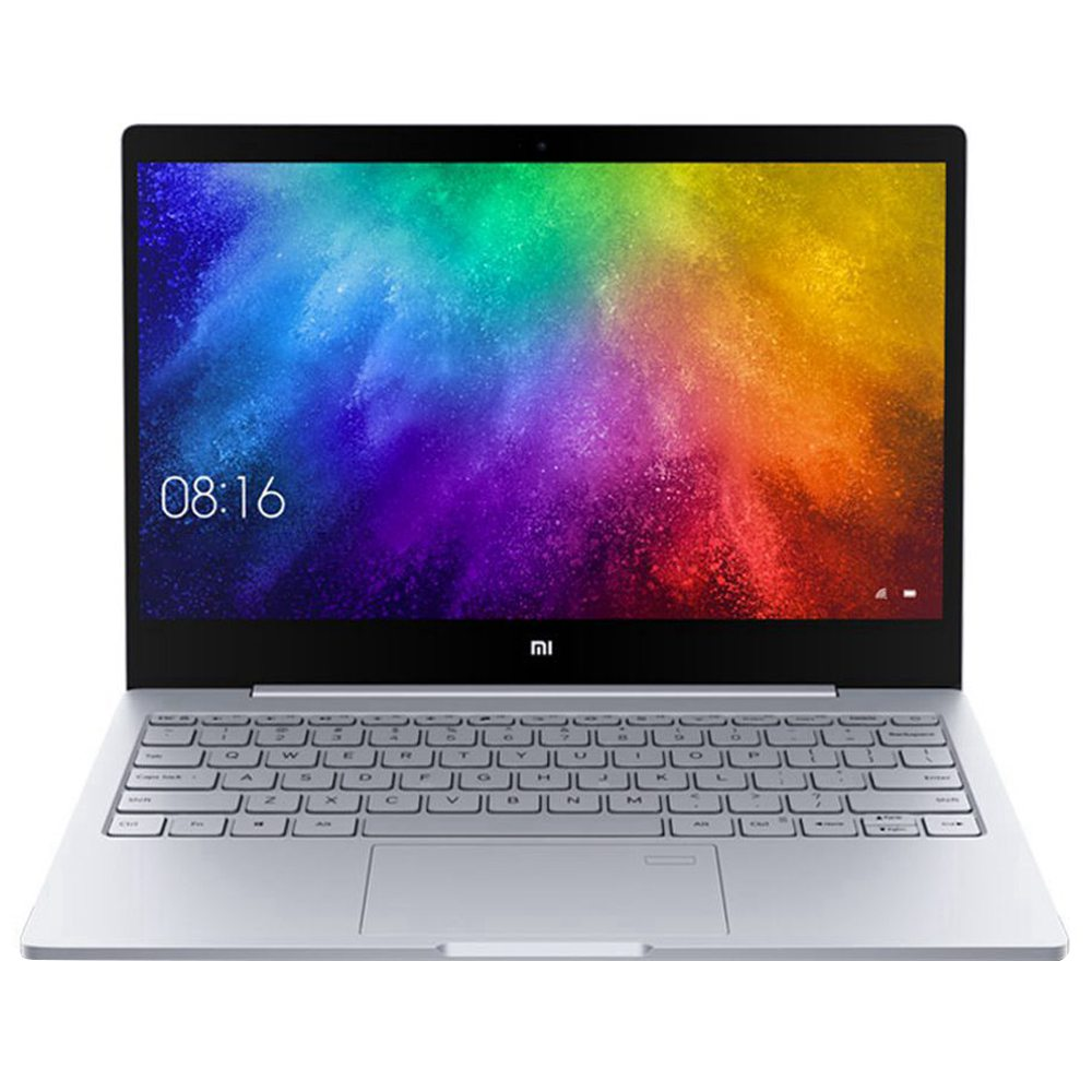 Xiaomi Mi Notebook Air (2019) 13.3 & quot; Intel Core i5-8250U Quad Core 72% NTSC FHD Pantalla 1920 * 1080 GeForce MX250 2G GDDR5 8GB DDR4 512GB SSD Huellas digitales - Plateado