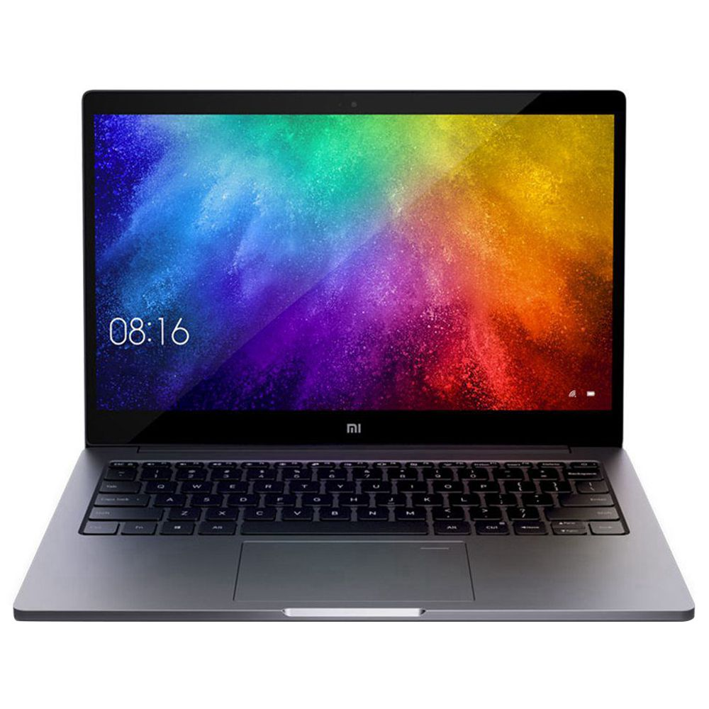 Xiaomi Mi Notebook Air (2019) 13.3 & quot؛ Intel Core i7-8550U رباعي النواة 72٪ NTSC FHD Screen 1920 * 1080 GeForce MX250 2G GDDR5 8GB DDR4 512GB SSD Fingerprints