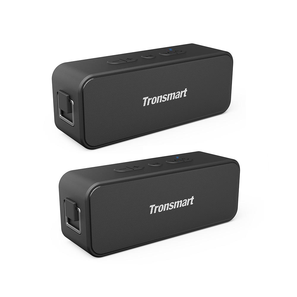 [2 Packs] Tronsmart T2 Plus 20W Bluetoot