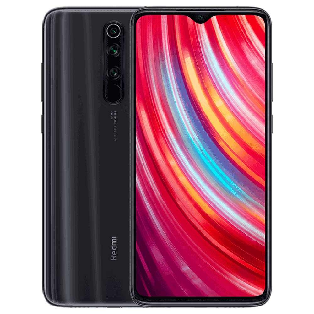 Xiaomi Redmi Note 8 Pro CN 6.53 hüvelykes 4G LTE okostelefon MTK Helio G90T 8 GB 128 GB 64.0MP + 8.0MP + 2.0MP + 2.0MP Quad hátsó kamerák 4500mAh akkumulátor MIUI 10 ujjlenyomat - szürke