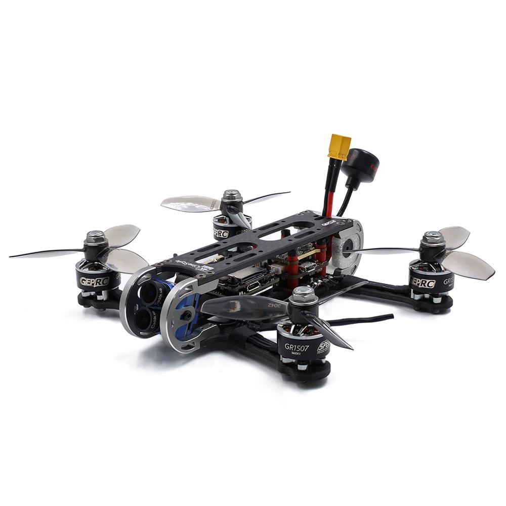 Geprc CineStyle 4K 3 Inch FPV Racing Drone With F722 Dual Gyro 2-6S 35A BLheli_32 5.8g 500mW VTX Caddx Tarsier Cam BNF Version - Frsky XM+ Receiver