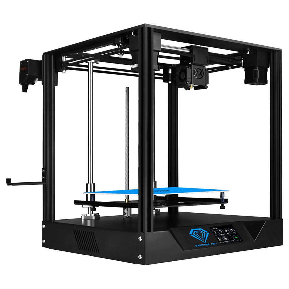 Two Trees Sapphire 3D Printer Resume Printing Pro Modular MKS Open Source Multi-language