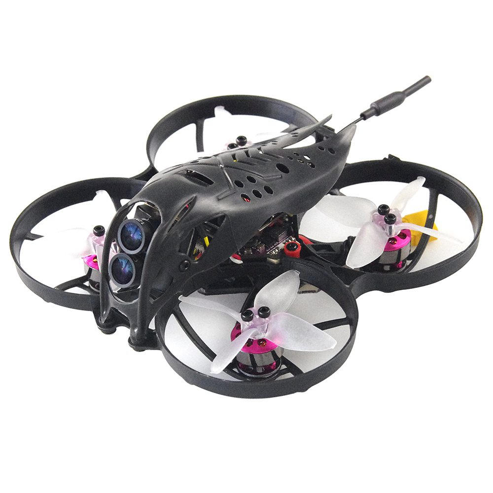 Upgraded Geelang Hobby X-UFO 85X 4K 3-4S Cinewhoop FPV Racing Drone With Supra F4 OSD 12A Caddx Tarsier V2 Cam DVR PNP