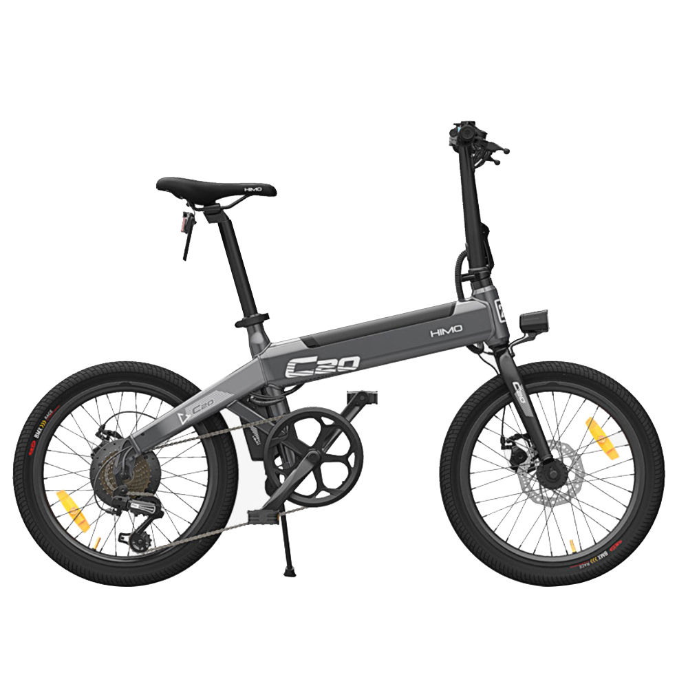 HIMO C20 Electric Moped Bicycle 250W Bla