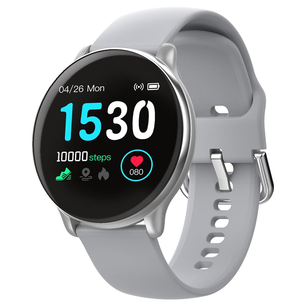 Makibes SE01 Smart Watch 1.3 Pollici Schermo IPS Cardiofrequenzimetro Cardiofrequenzimetro Cinturino in silicone IP68 - Nero