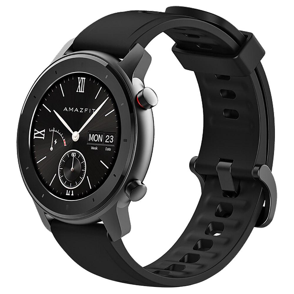 Xiaomi AMAZFIT GTR Smartwatch Versione globale in lega di alluminio 42mm - Nero