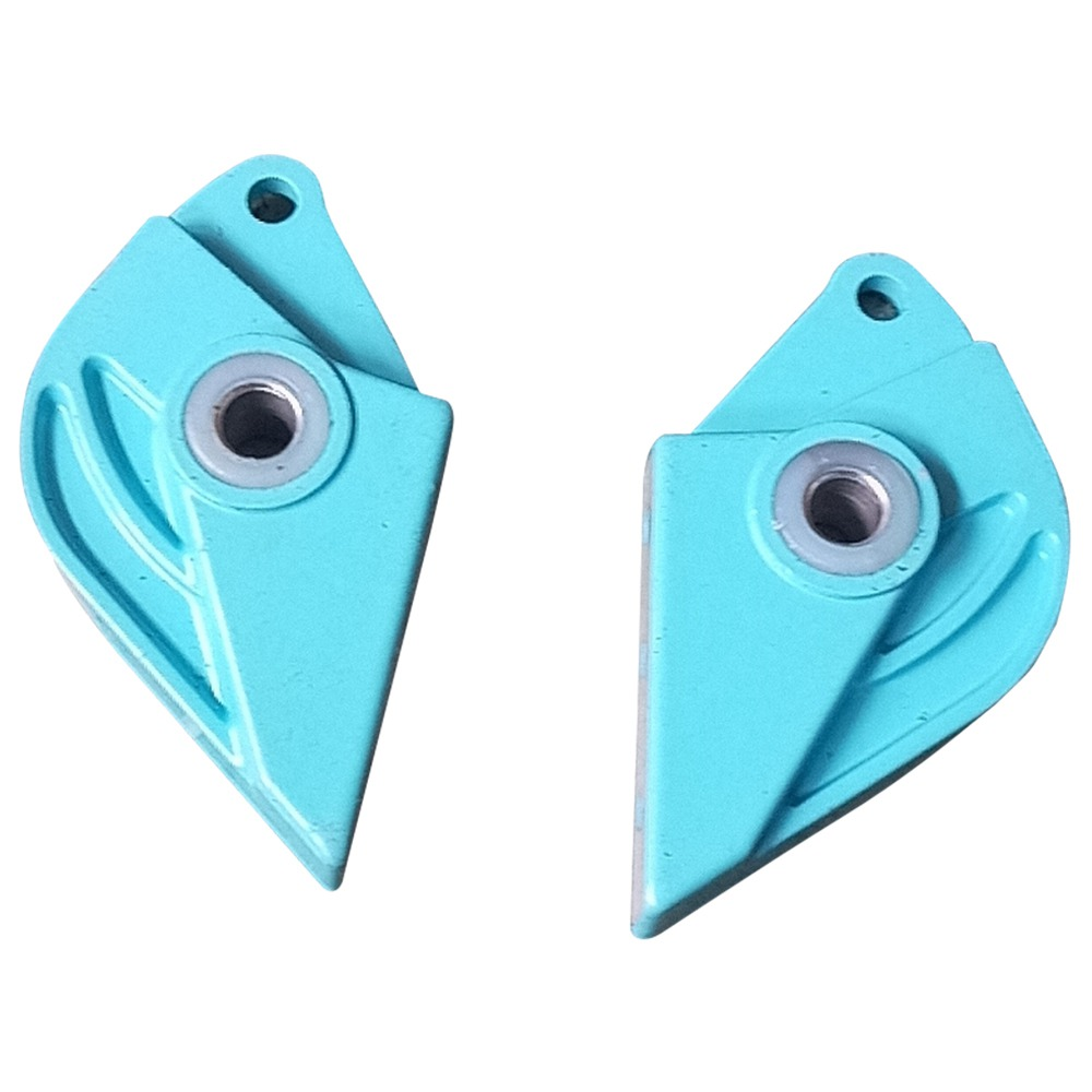 KUGOO S1 & S1 PRO Scooter Spare Parts Front Slip Sheet - Blue