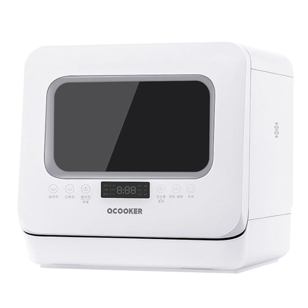 Xiaomi OCOOKER Portable Dishwasher Innovative Free Installation - White фото