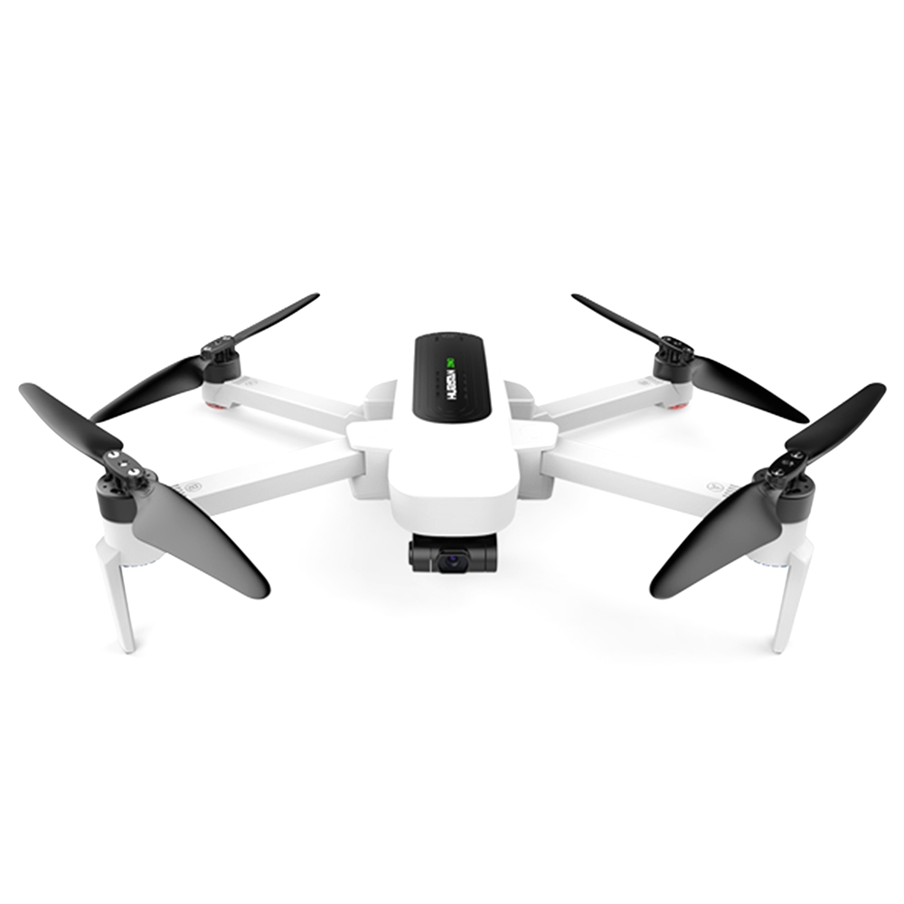 Hubsan H117S Zino GPS 5G WIFI 1KM FPV RC Drone With 4K UHD Camera 3-Axis Gimbal BNF Version - White